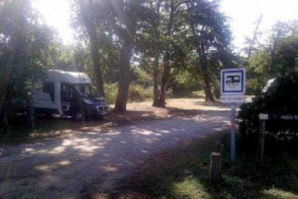 Accueil des camping-cars
